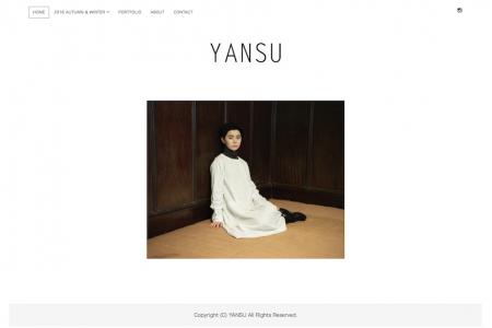 ファッションブランド YANSU